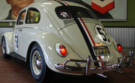 Movie Star Herbie At Barrett-Jackson Auction