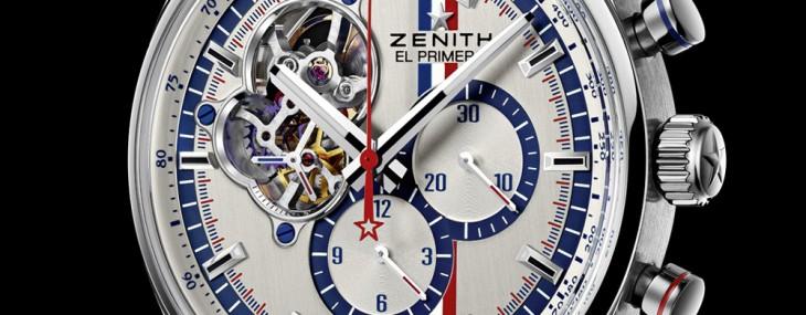 Zenith's El Primero Chronomaster 1969 Tour Auto Edition