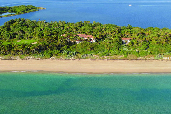 Ziff family lists Florida compound for $200 Million