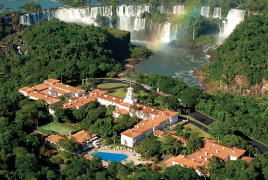 The refined Suite Master Cataratas at the Belmond Hotel das Cataratas, Brazil