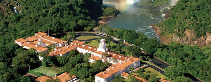 The refined Suite Master Cataratas at the Belmond Hotel das Cataratas, Brazil