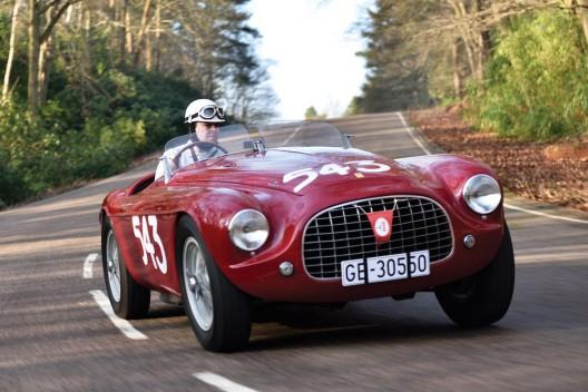 1952 Ferrari 212 Export Barchetta