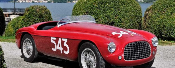 1952 Ferrari 212 Export Barchetta