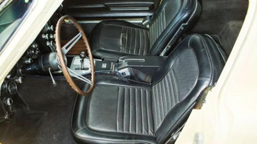 1967 Chevrolet Corvette 427/400 Coupe at Auburn Spring Sale