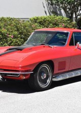 1967 Chevrolet Corvette 427/400 Coupe at Auburn Spring Sale