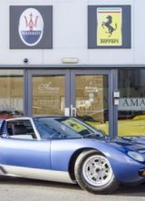 On Sale Is 1971 Lamborghini Miura SV Once Owned by Rod Stewart