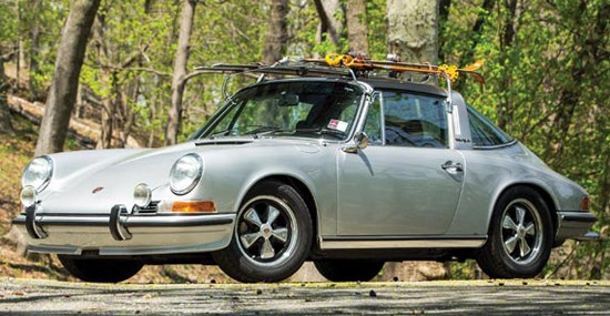 1972 Porsche 911S Targa at Auctions America Auburn Spring Sale