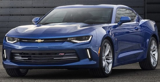 2016 Chevrolet Camaro – First Look