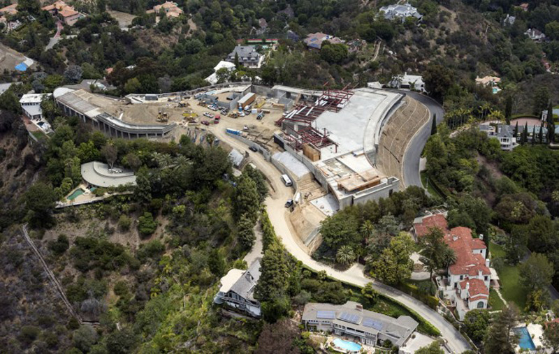 500 Million Bel Air Home - Most Expensive in the World - eXtravaganzi