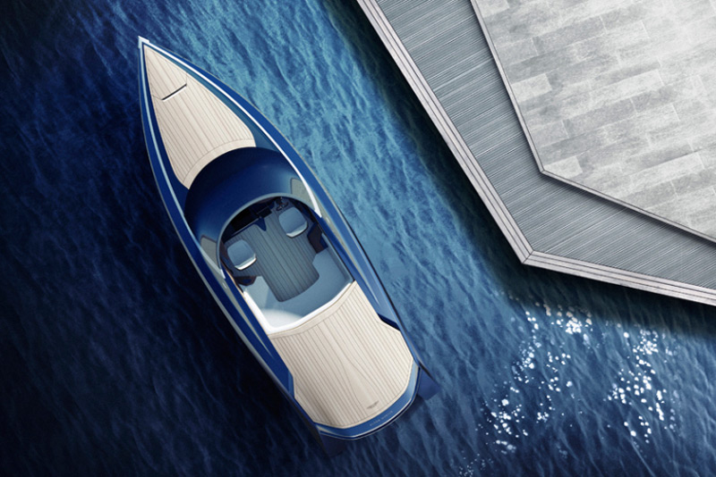 Aston Martin takes it to the high seas with one-of-a-kind powerboats being launched in a tie up with Quintessence Yachts