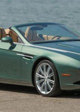 Aston Martin DB9 Spyder Zagato Centennial Up For Auction