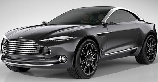 Aston Martin DBX To Attract Female Customers