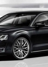 Audi A8 L Chauffeur In A Limited Edition Of Only Five Copies