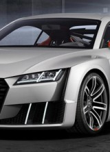 Audi Presents TT Clubsport Turbo Model With 600HP