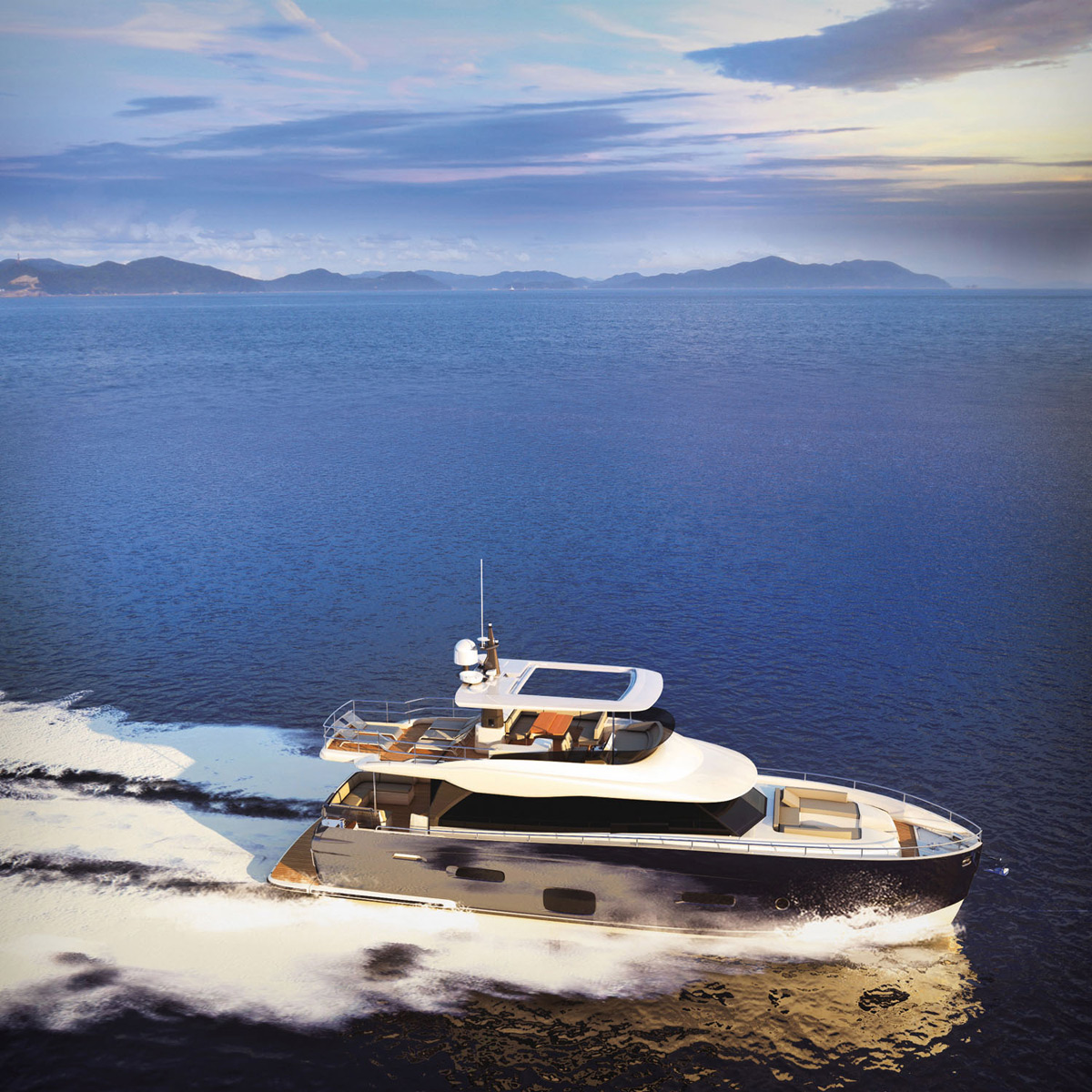NEW AZIMUT MAGELLANO 66
