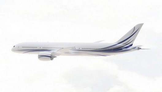 Bespoke Boeing 787 Dreamliner by Greenpoint Technologies