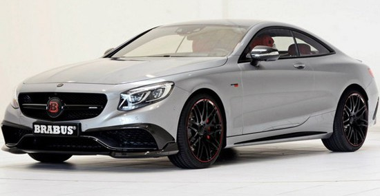 Brabus 850 Coupe Will Cost You $500,000