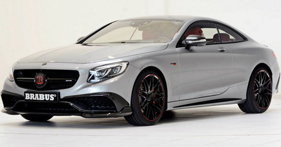 Brabus 850 Coupe Will Cost You 500 000 Extravaganzi