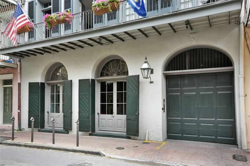 Brad Pitt And Angelina Jolie S New Orleans Home On Sale