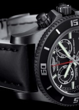 Superocean Chronograph M2000 Blacksteel - Breitling's Dark (K)night of the Oceans