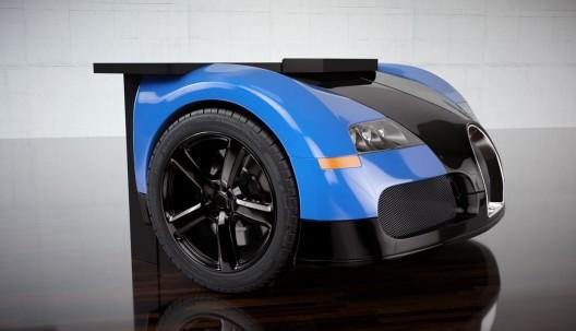 Bugatti Veyron Desk by Design Epicentrum