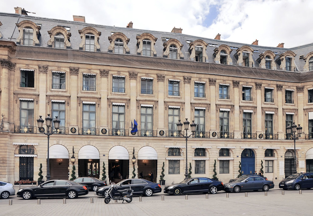 """Chanel au Ritz Paris"" - Chanel's First Spa in French Capital"