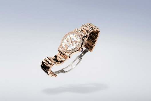 Chopard's Happy Diamonds jewelry