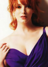 Christina Hendricks' New Condo At Parc Vendome