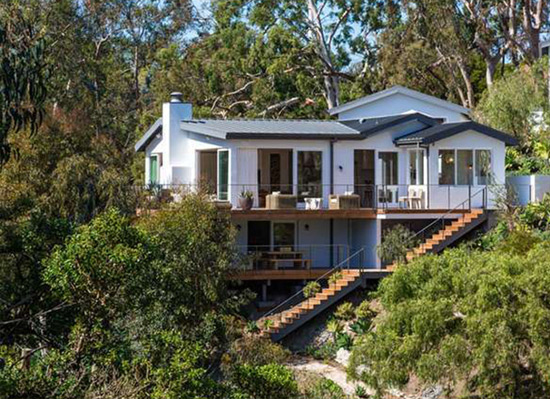 Cindy Crawford and Rande Gerber List Renovated Point Dume Investment Property
