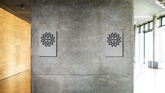 Concrete Audio's Wall Mounted Loudspeaker F1