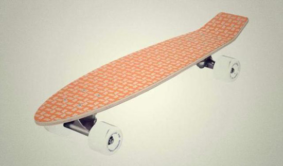 Daft Punk Limited Edition Skateboards