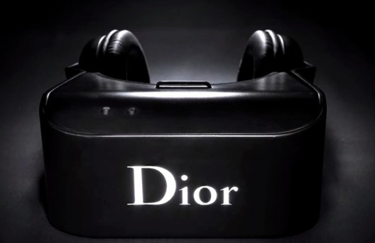 First Dior Virtual Reality Headset