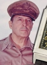 General Douglas MacArthur's Watch Sold for $75,000 at Auction
