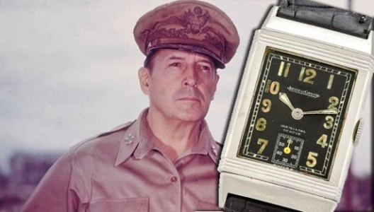 General MacArthur's watch sells for $75,000