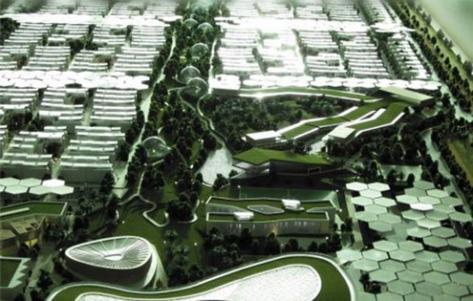 Dubai - First Green City in the Desert!