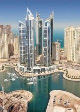 InterContinental Dubai Marina Officialy Opened