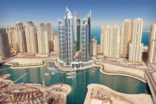 InterContinental Dubai Marina now open
