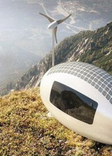 Eco-capsule by Nice Architects