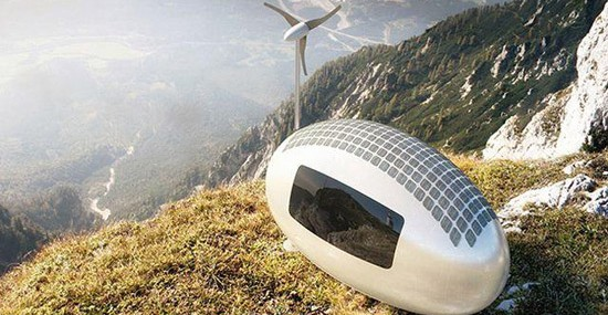 Innovative Eco-capsule For All-Terrain