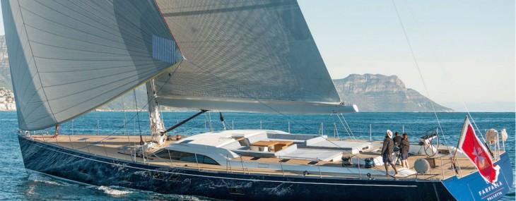 Farfalla - Southern Wind's Superyacht