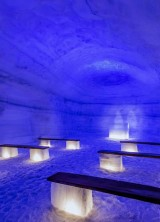 Ice Tunnel to Open in Glacier Langjökull This Summer