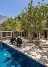 Beverly Hills Architectural Glass & Steel Mansion on Sale