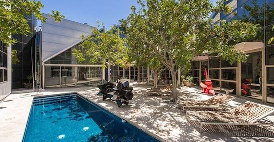 Architectural Glass & Steel Mansion Lists in Beverly Hills