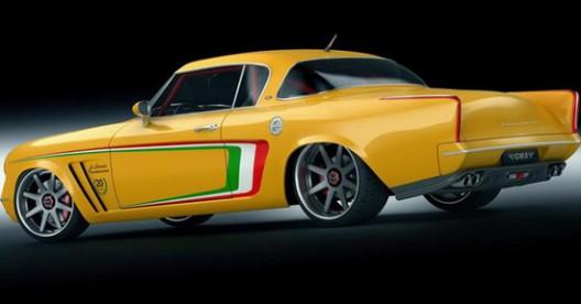 Gullwing America Studebaker Veinte Victorias