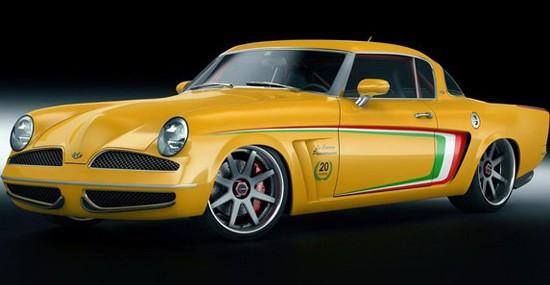 Gullwing America Studebaker Veinte Victorias Limited Edition