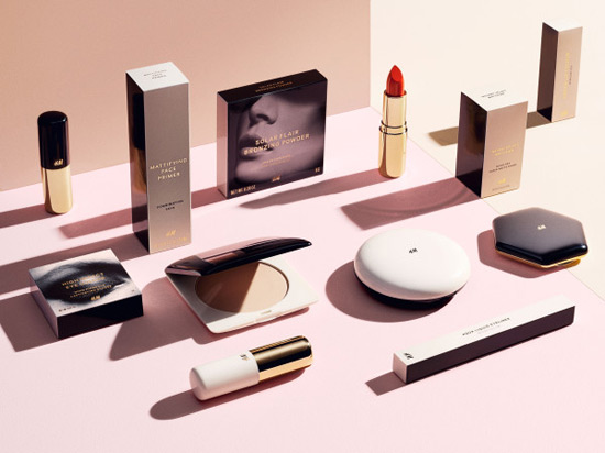 H&M Beauty Collection Coming This Fall