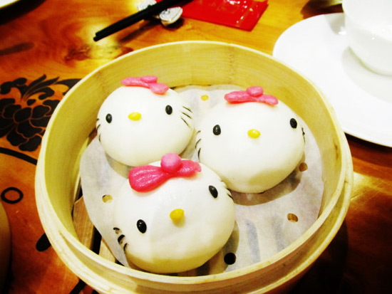 First Hello Kitty-Themed Chinese Restaurant Opened in Hong Kong