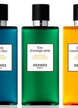 Hermés Debuts in Bath and Shower Products for Men