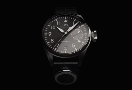 IWC Enters Smartwatch Field with Connect Watch