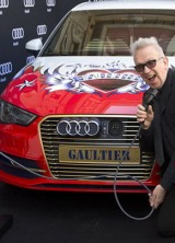 Jean Paul Gaultier Audi A3 Sportback e-tron Sold For Charity At Life Ball